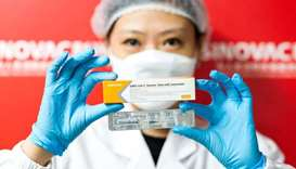 Inactivated COVID-19 vaccine CoronaVac produced by Chinese vaccine developer Sinovac Photo: Courtesy