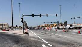 Ashghal partially opens Nuaija Intersection