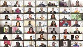 Toastmasters Division C holds annual virtual conference