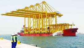 Qatar ports record strong growth momentum in first quarter 2021