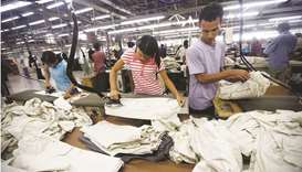 Myanmar crisis weighs on its garment industry, jobs and hope