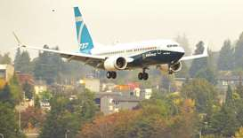 Boeing reveals 'potential' 737 MAX electrical issue