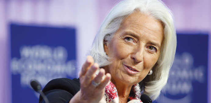Will Lagarde face challenge from Brics as IMF term nears end?