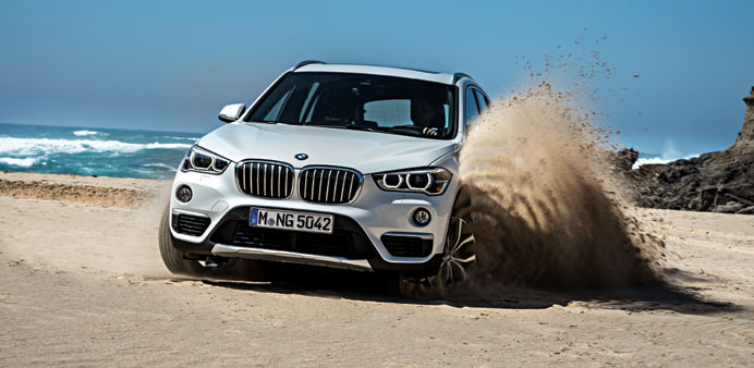 The all-new BMW X1