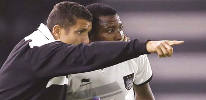 Six-shooters Al Sadd deserved this big victory: coach Amoutta