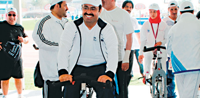 Over 30,000 enthusiasts flood Aspire Zone