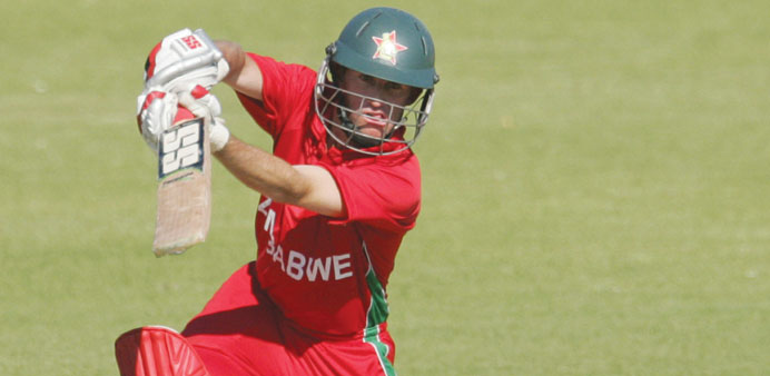 Williams guides Zimbabwe to Afghan victory