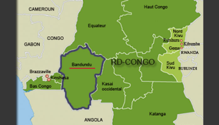 Dozens missing after Congo boat collision