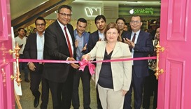 Charming Charlie's new store opens at Ezdan Mall