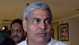 Manohar quits as Indian cricket board chief