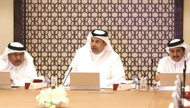Flow of Qatari non-oil commodities into global markets discussed
