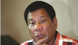 Philippines president-elect  plans government overhaul