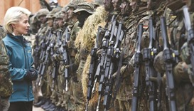 Germany to recruit thousands of troops