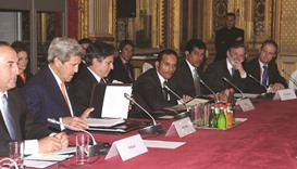 Global powers meet in Vienna on May 17 to discuss Syria