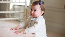 New Princess Charlotte photos mark her first birthday