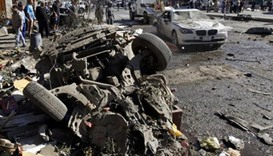 Bombings in southern Iraq