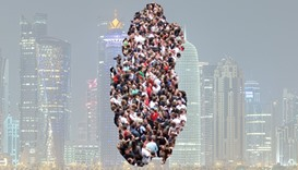 Qatar population reaches all-time high at 2.67mn