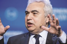 Oil price bottoming depends on global growth: IEA chief