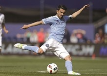 Villa brace lifts NYCFC to first home win