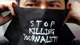 India was Asia's deadliest country for journalists in 2015