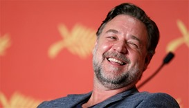 New Zealander actor Russell Crowe
