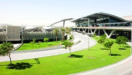 HIA Passenger Terminal Complex and car park