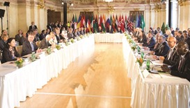FM takes part in Vienna meeting on Libya