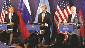 Powers fail to agree new date for Syria peace talks