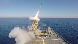 Israel to use new sea-borne missile defence to guard gas fields