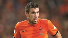 Strootman earns Dutch recall after knee injuries
