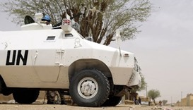 Five peacekeepers killed in Mali ambush: UN