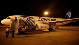 Air-sea search intensifies for missing EgyptAir plane