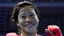 India's Mary Kom sees hopes of Rio dashed