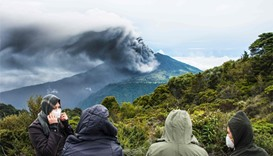 Indonesia volcano eruption kills three: official