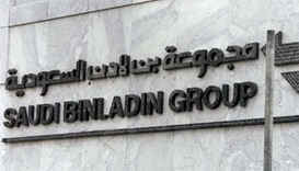 Saudi builder Binladin says govt started to pay dues