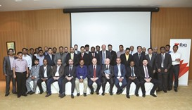 IBQ holds two workshops on international finance