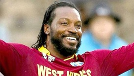 Gayle says sexism row was just a 'little fun'