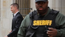 Baltimore police officer acquitted in Freddie Gray death
