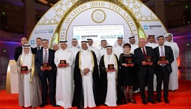 Al-Attiyah energy awards fetes seven global industry leaders
