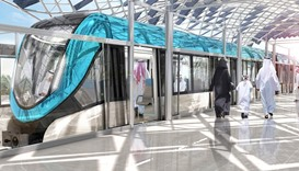 Makkah metro project delayed by financial restructuring