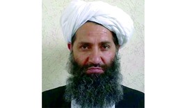 Speculation abounds over new Taliban chief's leaked photo