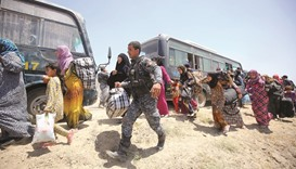 Final battle to retake Fallujah 'will start in days'
