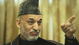 Karzai calls for halt to execution of rebels