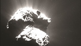 Spacecraft finds building blocks for life in a comet