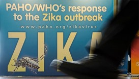 WHO's Zika panel to meet next week, review Olympics guidance