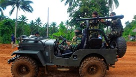 Philippines' Maoists declare traditional Christmas truce