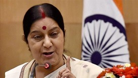 Indian foreign minister in hospital with kidney failure