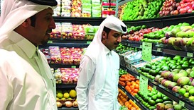 Ministry conducts surprise inspection at vegetable shops