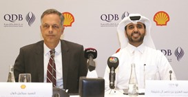 QDB, Shell offer QR70mn SME deals