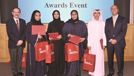 qatari students